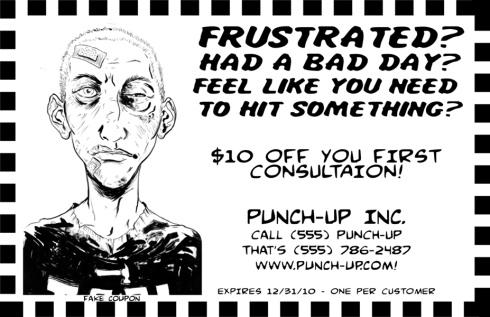 Punch-Up Coupon Small